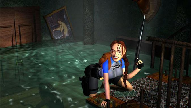 Tomb Raider. (Doc: Gamesradar)