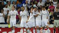Real Madrid dilaporkan tidak akan menurunkan Toni Kroos dan Karim Benzema
