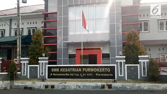 Guru komputer sebuah smk di Purwokerto jadi tersangka akibat menampar 9 orang muridnya