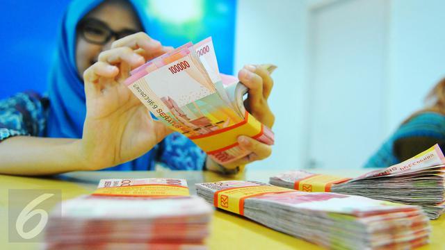 Rupiah-Melemah-Tipis-Atas-Dolar