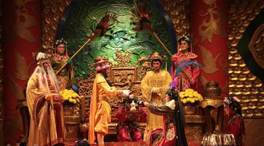Pementasan Ke-150, Teater Koma Mengakhiri Kisah Sin Jin Kwie