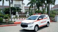 Toyota Indonesia Kembali Donasi Kijang Innova Ambulans (PT TMMIN)
