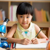 ilustrasi anak sekolah/copyright by Dragon Images (Shutterstock)