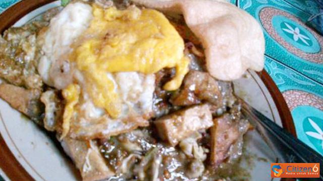 Simpang Lima Pusatnya Kuliner Kota Lumpia Citizen6