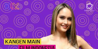 Lama tak bermain dalam film Indonesia, Alasan Cinta Laura Ingin Terlibat dalam Film Target.