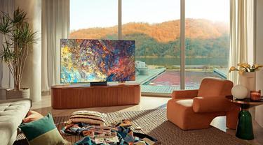Televisi NeoQLED terbaru Samsung