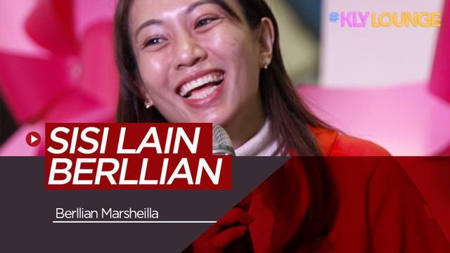 Berita video ngobrol bareng atlet voli cantik Indonesia, Berllian Marsheilla, di KLY Lounge spesial yang digelar di Plaza Indonesia, Jakarta.