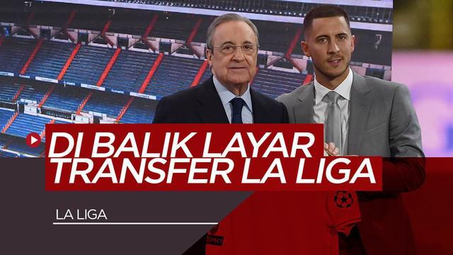Berita Video Inilah Proses di Balik Layar Transfer Pemain di La Liga