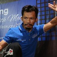 (Foto: © KapanLagi.com/Budy Santoso)  Cecep Arif Rahman, aktor laga Indonesia asal Garut yang ditawarkan bermain dalam fil John Wick 3.