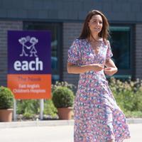 Pakai baju label asal Bali, penampilan Kate Middleton terlihat Menawan. (Foto: Kensington Royal/ Instagram).