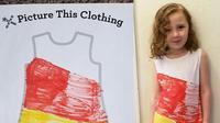 Picture This Clothing, perusahaan yang mewujudkan gambar anak ke kehidupan nyata. (Source: Instagram/ @picturethisclothing)