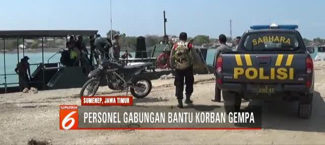 Pulau Sapundi Daerah Paling Parah Terdampak Gempa Situbondo
