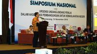 Anggota Komisi XI DPR RI Mukhamad Misbakhun. (Istimewa)