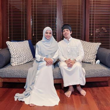 Bagikan Potret Ramadhan Pertama bareng Atta Halilintar, Penampilan Aurel Hermansyah Berhijab Curi Perhatian