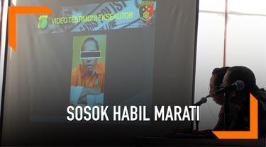 Polisi mengungkap tersangka yang diduga mendanai pembelian senjata api untuk membunuh empat tokoh nasional. Dia adalah seorang politikus yang juga calon legislator yang gagal maju ke Senayan, Habil Marati.