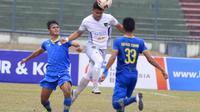 Duel Bandung United vs Persita Tangerang,yang berakhir 1-1 di Stadion Siliwangi, Bandung, Kamis (17/10/2019)