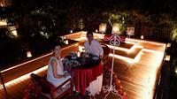 Ardina Rasti dan Arie Dwi Andika (dok. Instagram @ardinarasti6/https://www.instagram.com/p/BpcGUqeH_XY/?hl=en&taken-by=ardinarasti6/Dadan Eka permana)
