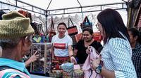 Festival Wonderful Indonesia di Pos Lintas Batas Napan, Timor Tengah Utara.