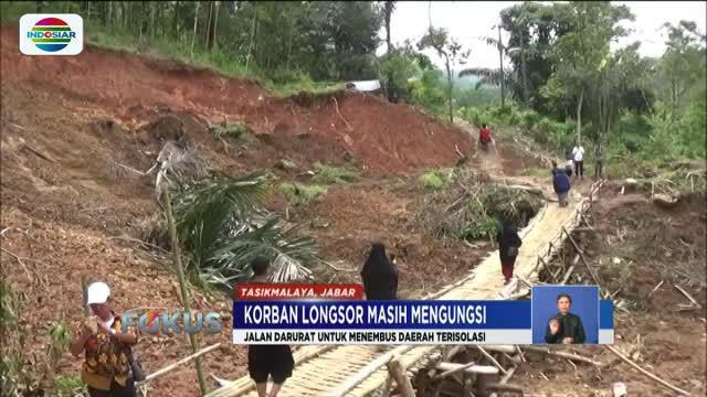 Warga juga berharap jembatan yang terputus dapat segera diperbaiki sehingga memudahkan aktivitas warga.