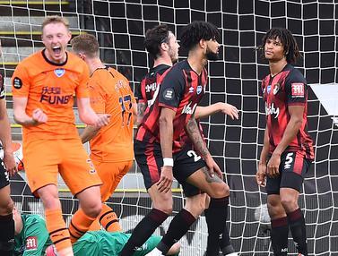 Dibantai Newcastle United, Bournemouth Semakin Terpuruk di Zona Degradasi