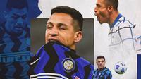 Inter Milan - Alexis Sanchez (Bola.com/Adreanus Titus)