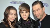 Berbeda dengan gaya kehidupan modern, bagi Justin Bieber restu ayah Hailey sangatlah berarti baginya. (eonline.com)