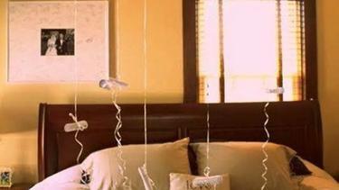 Dekorasi Kamar Super Romantis Dengan Memanfaatkan Balon Di Ultah Pasangan Fashion Fimela Com