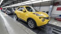 Nissan Juke berada di posisi paling depan di pabrik perakitan Nissan.