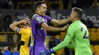 FOTO: Adu Penalti, Tottenham Singkirkan Wolverhampton