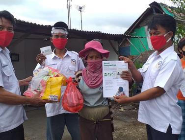Coca-Cola Salurkan Bantuan bagi Pemulung Terdampak Covid-19
