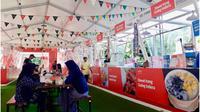 GoFood Festival di TIS Square, Tebet, Jakarta Selatan. foto: istimewa