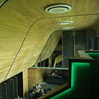 Rabbit Hole, tempat hangout yang memadukan karaoke dan lounge. | Nurwahyunan/Fimela.com