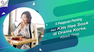 Drama Korea, About Time (Foto: Soompi, DI: Nurman Abdul Hakim/Bintang.com)