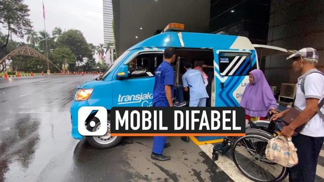 mobil difabel
