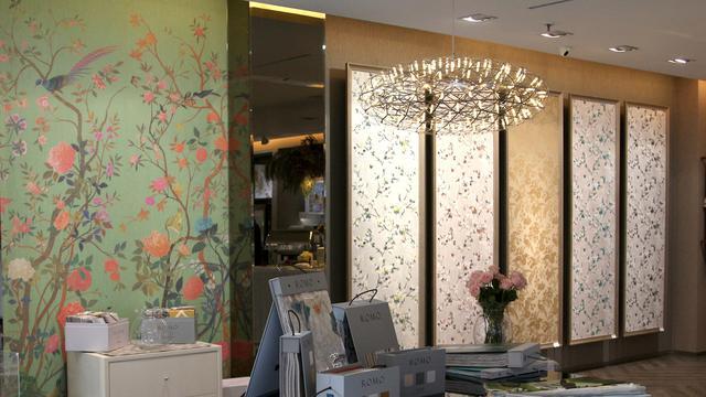 7 Cara Memasang Wallpaper Dinding Kamar Yang Mudah Dan