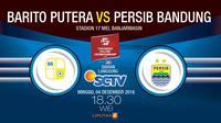 Madura United vs Semen Padang (Liputan6.com/Abdillah)Barito Putera vs Persib bandung