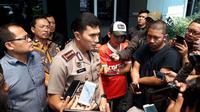Pelaku Persekusi Bekasi yang Telanjangi Korban Depan Orangtua Ditangkap. (Liputan6.com/Fernando Purba)