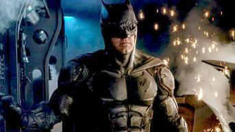 Ben Affleck Disebut Bakal Akhiri Peran Batman di Film The Flash