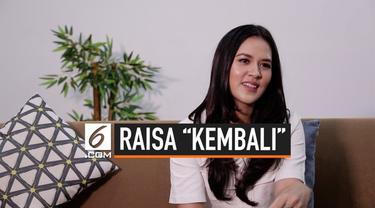 Setelah vakum kurang lebih 7 bulan, akhirnya Raisa kembali ke industri musik Indonesia. Raisa mulai dengan single terbarunya yang bertajuk Kembali.