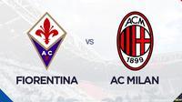 Liga Italia: Fiorentina Vs AC Milan. (Bola.com/Dody Iryawan)