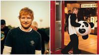 Istirahat Dari Panggung Musik, Ini 7 Momen Terakhir Ed Sheeran Saat Manggung (sumber/Instagram/teddysphotos)