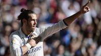 6. Gareth Bale (Real Madrid) - 443 juta poundsterling. (AFP/Javier Soriano)