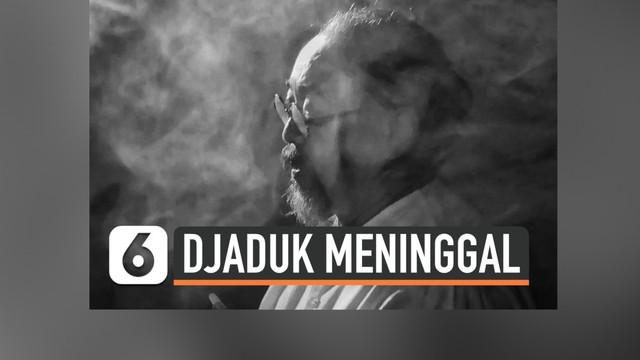 Seniman Djaduk Ferianto meninggal Rabu (13/11) dini hari di Yogyakarta. Djaduk meninggal karena serangan jantung.