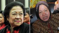 Megawati dan Risma