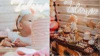 Momen ulang tahun anak Raisa (Sumber: Instagram/raisa6690)