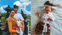 Upacara Macolongan Kaimano Anak Westny DJ. (Sumber: Instagram/westnydj)