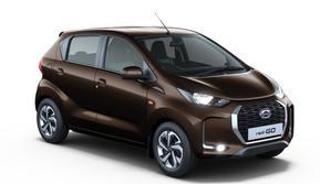 Datsun meluncurkan redi-GO untuk pasar otomotif India. (Motorbeam)