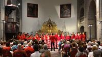 The Archipelago Singers di Festival des Choeurs Laureats 2018 (Liputan6.com/Pool/The Archipelago Singer)