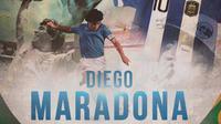 Cerita Bola - Diego Maradona (Bola.com/Adreanus Titus)