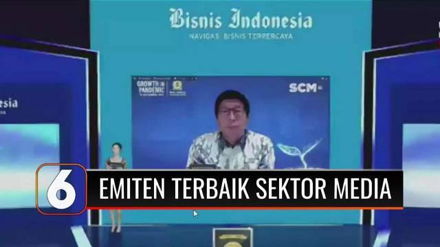 PT Surya Citra Media meraih penghargaan dari Bisnis Indonesia Award tahun 2021 sebagai perusahaan emiten terbaik dalam sektor media dan hiburan. PT SCM dinilai dapat bertahan bahkan mampu menggapai pertumbuhan di saat pandemi Covid-19.